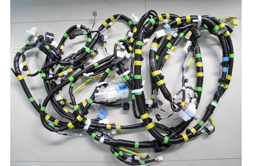 汽车线束设计及线束用原材料的详细资料说明