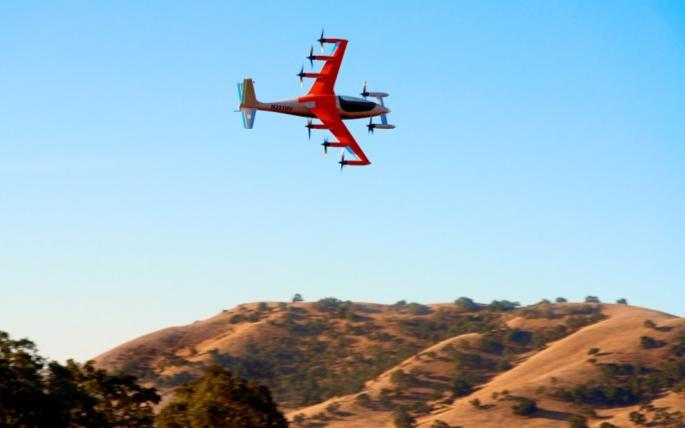 新款电动飞机:续航160公里,声音比洗碗机还轻