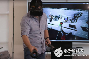 Toyota引入VR头显 助力训练家用机器人