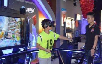 VR技术快速发展下的VR体验店将会怎样