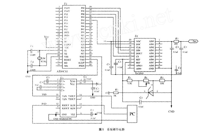 如何使用AT89C51单片机设计数据采集系统