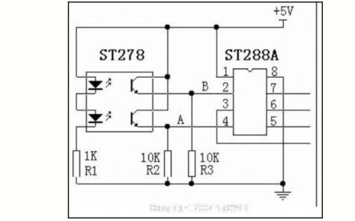 ST288A和ST289AX2与ST289AX4方向判别专用集成电路资料概述