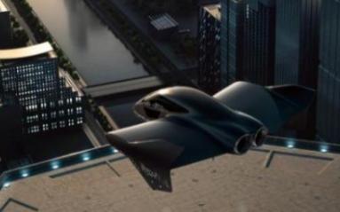 波音将与保时捷合作开发可飞行的电动汽车