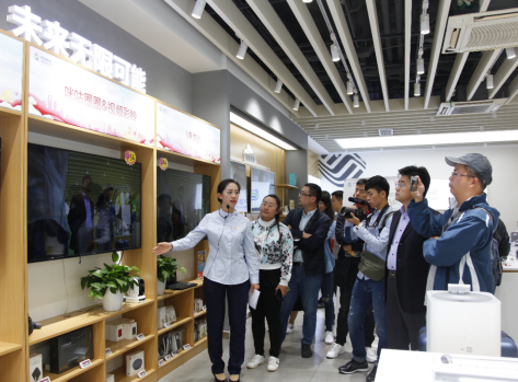 北京移动正式开启了5G金融街营业厅和大兴国际机场营业厅