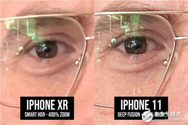 苹果推送iOS13.2首个测试版更新吃鼻屎- 为iPhone11系列带来DeepFusion深度融合功能