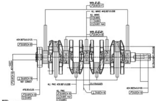 曲轴最终测量机温度补偿的应用详细分析