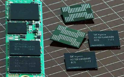 中國首款64層的3DNAND閃存已經開始量產