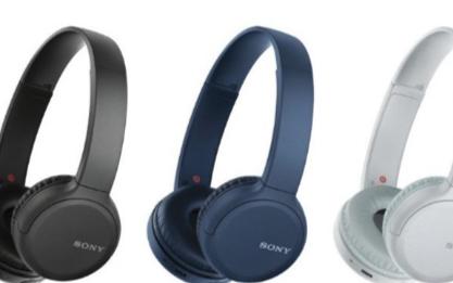索尼最新发布无线头戴式耳机WH-CH510