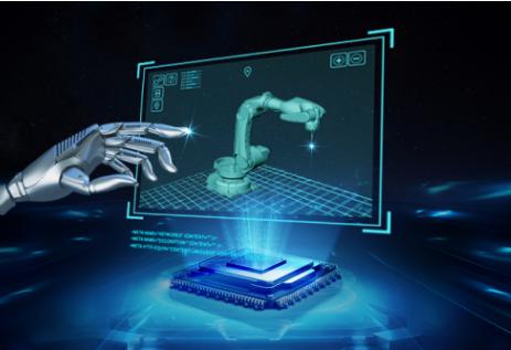 工业机控制系统可实现多台机器人的协同工作
