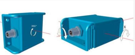 各種傾角傳感器的工作原理及應用解析
