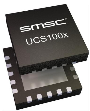 可编程USB电源控制器的USB充电端口设计