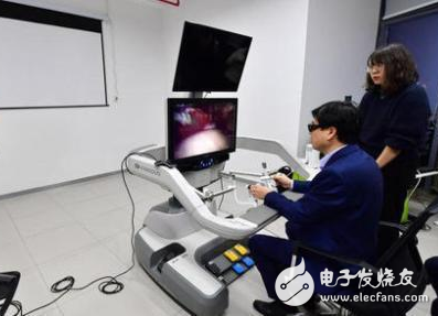 5G时代下远程医疗手术已成为了现实