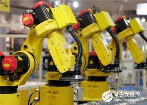 核心技术对于我国工业机器人的重要性