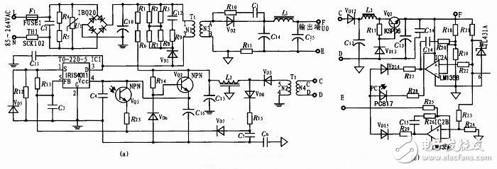 大功率蓝光LED光源的基本原理和电路设计