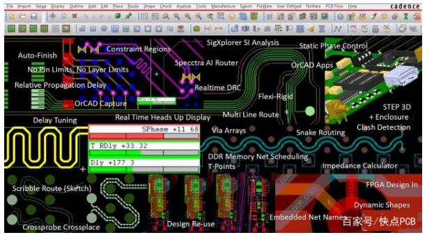 PCB设计之Allegro软件问题