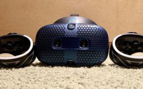 HTC发布新款VR设备Vive Cosmos