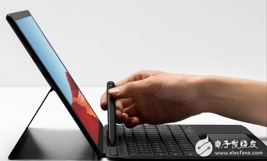 """微软发布首款""""X""""型号的Surface Pro X,采用超窄边框设计"""