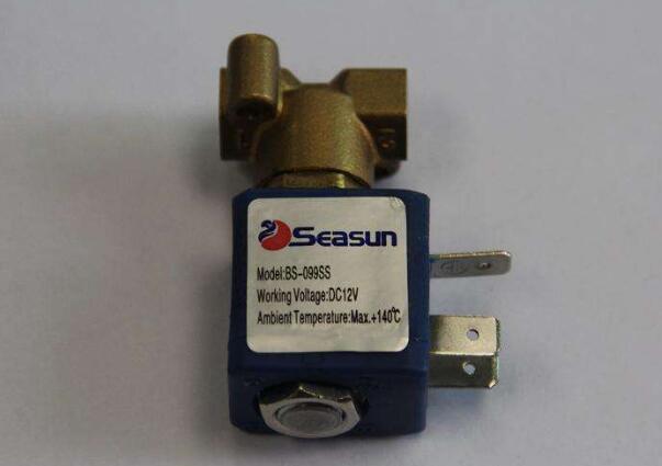 电磁阀型号表示方法
