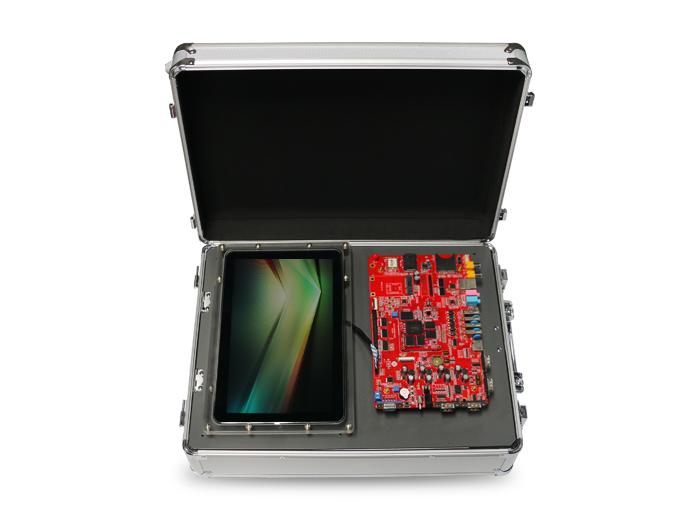 Cortex-A9科研開發平臺實現設備與互聯網的數據連接