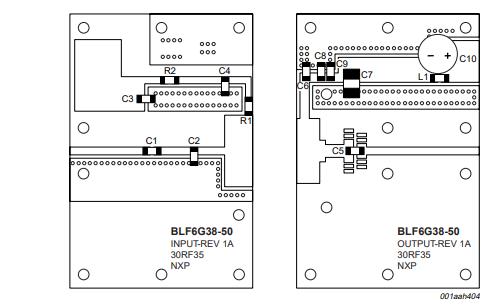 BLF6G38-50和BLF6G38LS-50 LDOS晶体管的数据手册免费下载