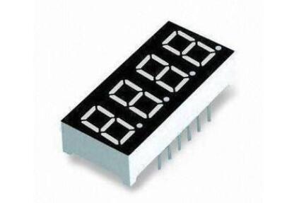 led数码管怎么接线_LED数码管的测试