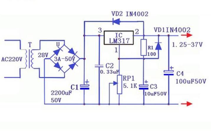 LM317稳压电源的计算工具免费下载