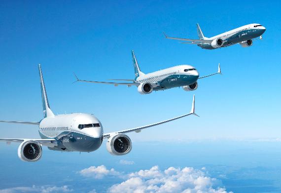摩洛哥皇家航空表示并没有取消2架波音737MAX飞机的订单