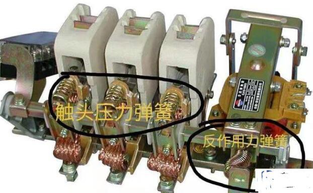 交流接触器跳闸的原因及解决方法