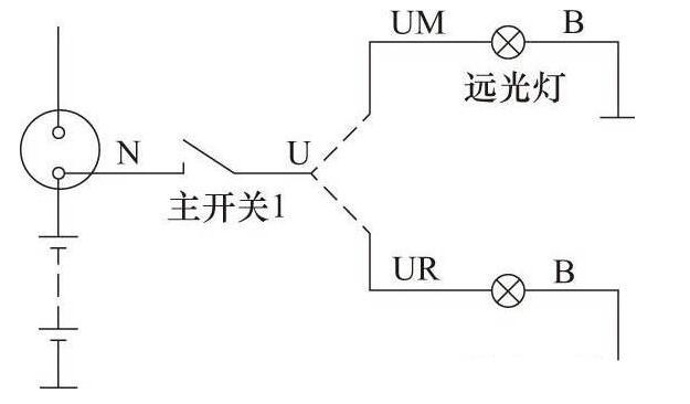汽車電路圖的基本組成_汽車電路的功能
