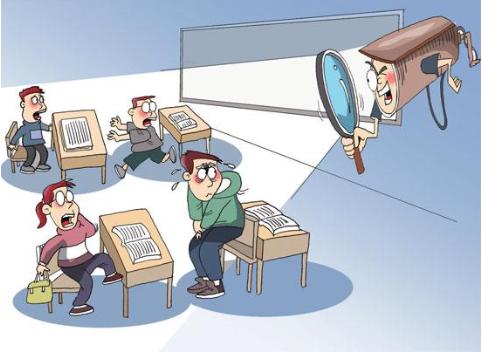 识别人脸的摄像头走进学校,受欢迎吗?