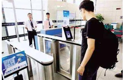 """泰亚洲航空公司提议在国内实行""""刷脸安检""""措施"""