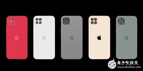 iPhone 12 Pro的概念渲染视频曝光,重回方正外观设计