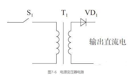 典型的变压器应用电路图