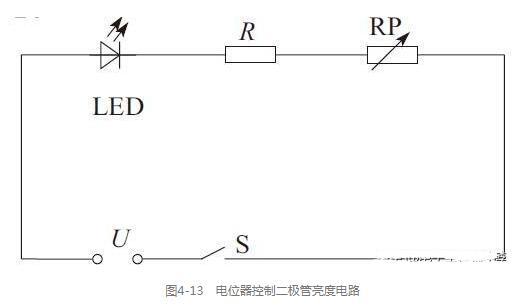 两列电位器应用电路图分享