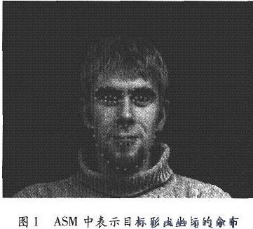 基于RGASM方法与ASM方法的脸部特征定位的比较