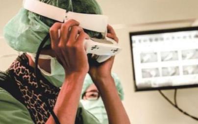 智能眼镜将引领医疗新纪元时代的到来
