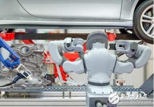 工业机器人对于汽车制造业有什么贡献