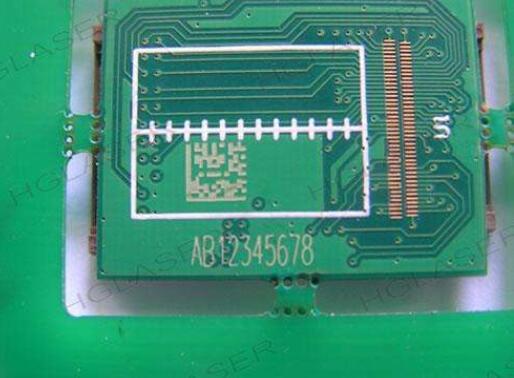 PCB激光成孔的工艺方法