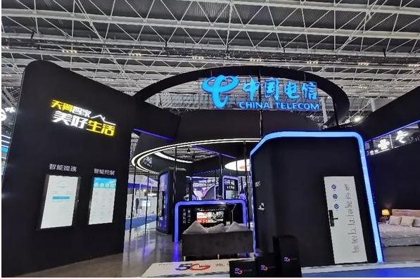 中国电信与河北政府正式签署了共同推进5G发展的战...