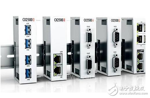 嵌入式控制器借助Intel Xeon处理器实现服务器级处理能力