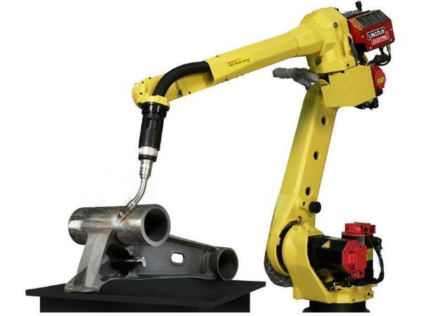 焊接机器人控制器的作用