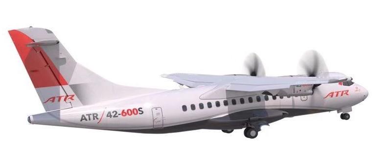 飞机制造商ATR预计将在2022年下半年取证之后推出首架ATR 72-600F飞机