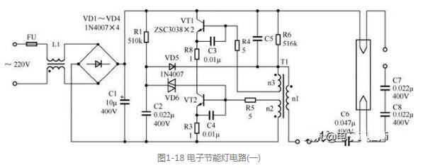 12v一85vled灯电路图