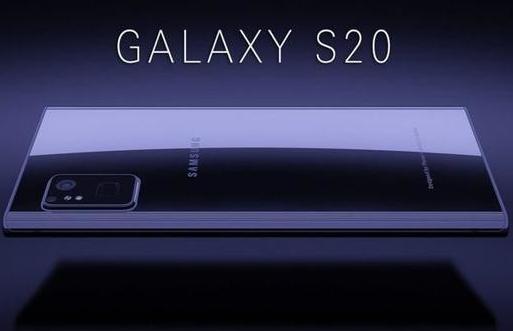 三星Galaxy S20曝光采用了方正的设计在背部加入了一枚ToF镜头