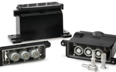 TE推出适用于恶劣户外环境的大电流连接器
