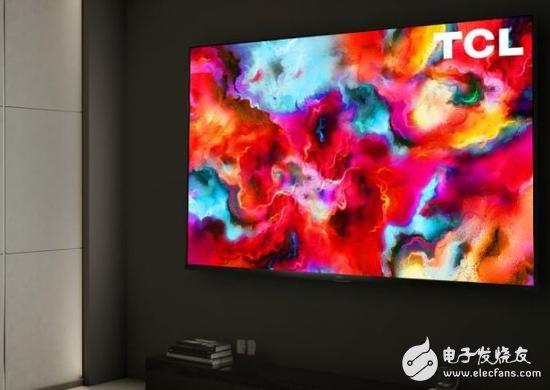 TCL mini-LED 8系列电视上市,均使用了TCL的mini-LED技术