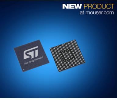 ST采用Linux發行版STM32MP1系列微處理器在貿澤開售