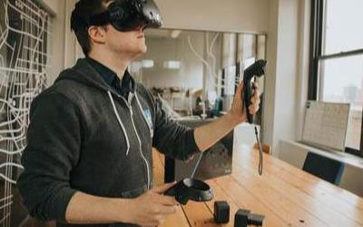 华为的VR Glass将成为5G时代的生产力工具