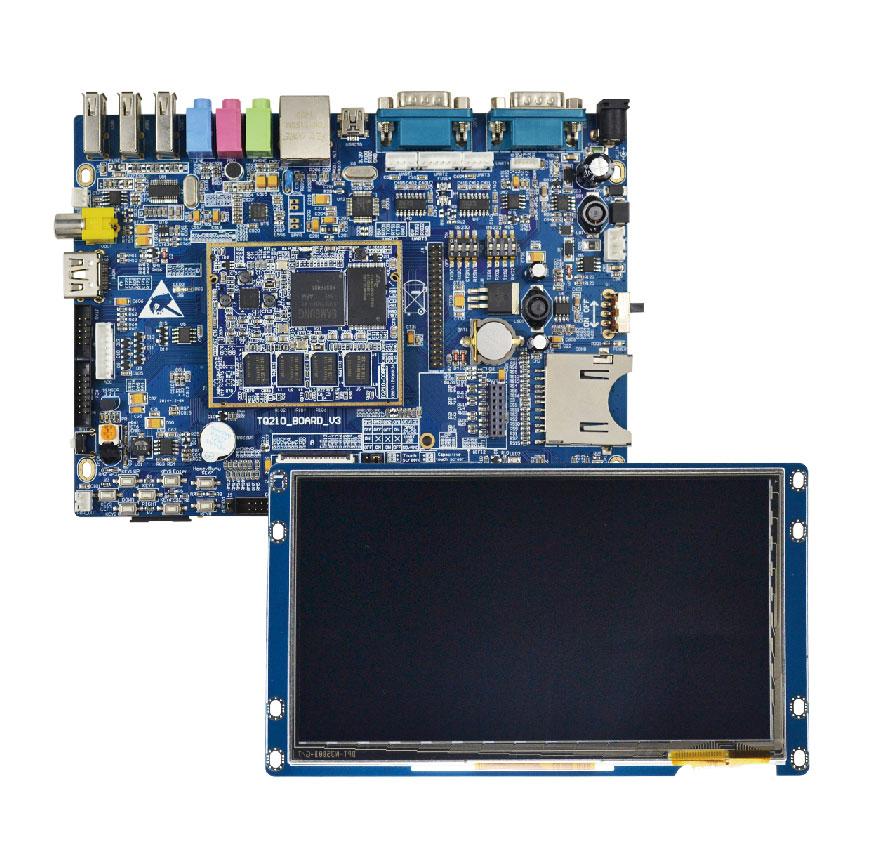 关于三星系列TQ210v3开发板套装开发板套装的相关信息
