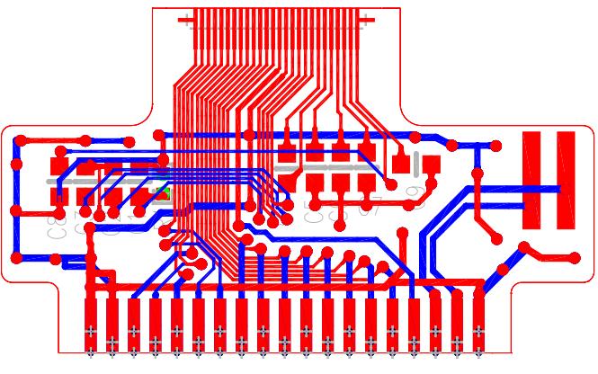 12864 LED液晶屏数据手册免费下载